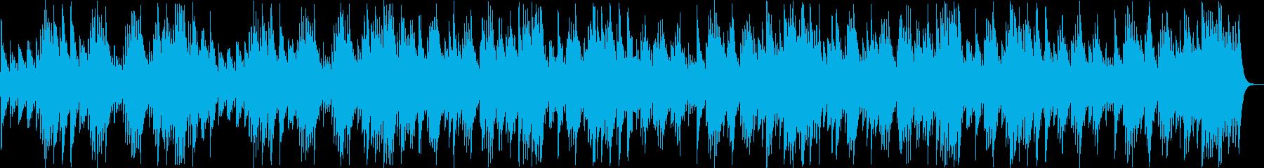 G線上のアリア/バッハ(オルゴール)の再生済みの波形