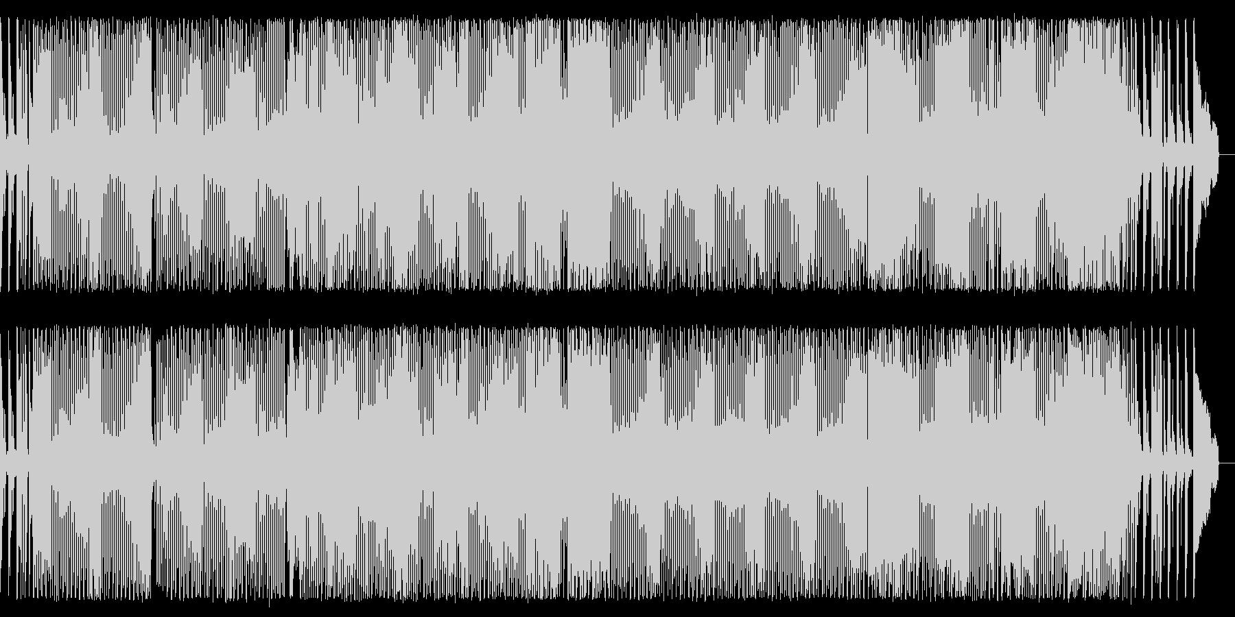 クシコス・ポスト/ポップアレンジの未再生の波形
