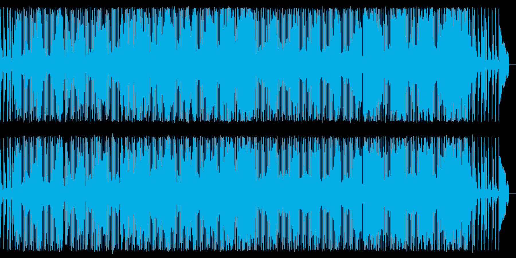 クシコス・ポスト/ポップアレンジの再生済みの波形