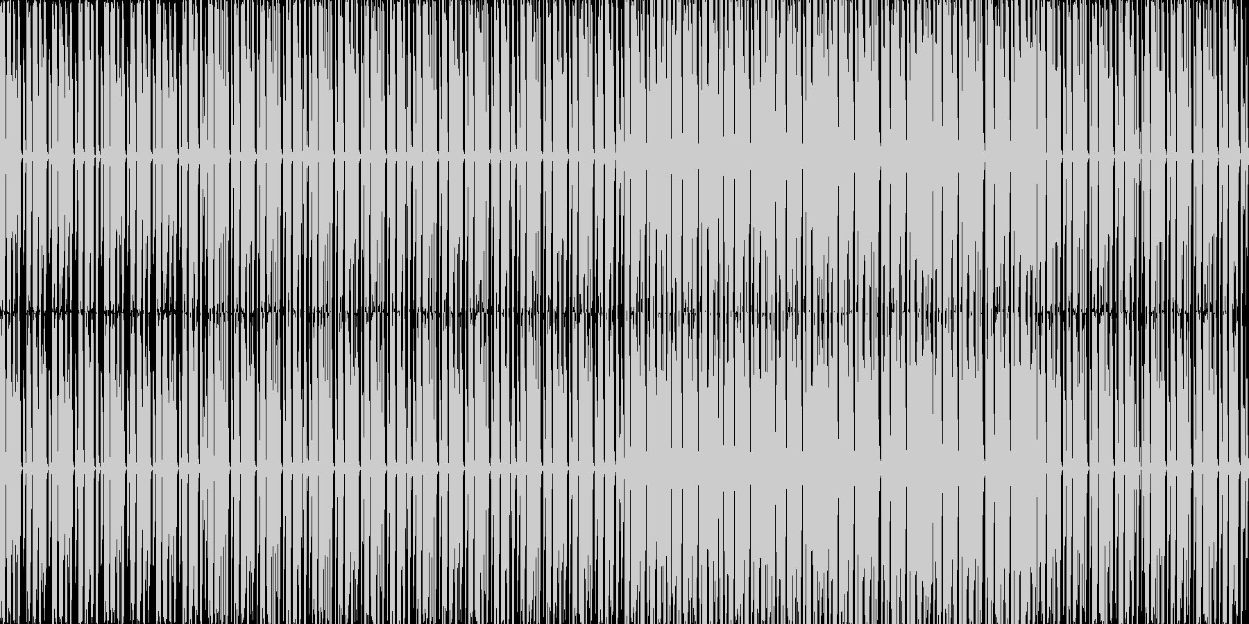 【ダンス/クラブ/ポップなEDM】の未再生の波形