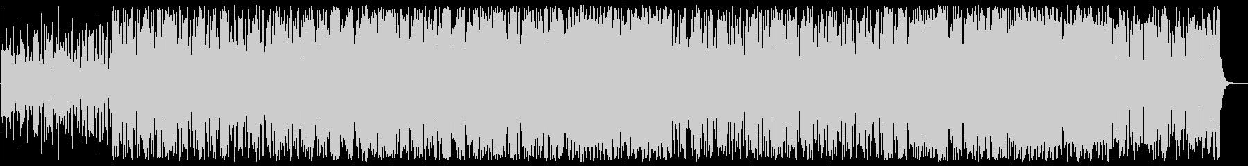 アダルトな1980年代風フュージョンの未再生の波形