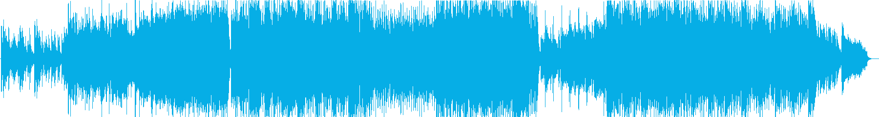 アコギとコーラスが爽やかな劇伴ポップスの再生済みの波形