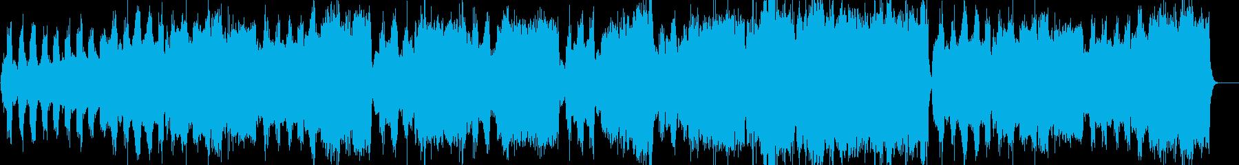 クラシック:切ない、しっとり、夕暮れの再生済みの波形