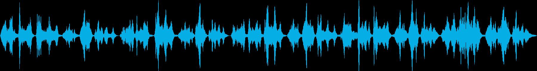 癒しの二胡が奏でる日本の童謡「子守歌」の再生済みの波形