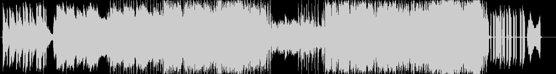 チェロR&Bの未再生の波形