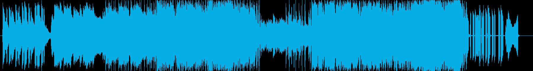チェロR&Bの再生済みの波形