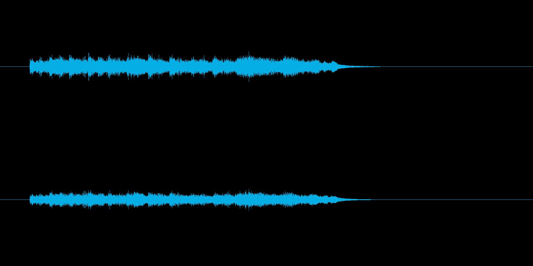 ハープシーコード チェンバロ 不思議の再生済みの波形