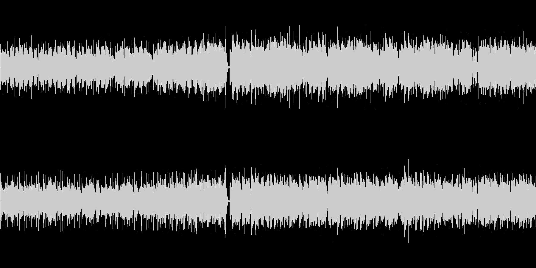 【ピアノメインのポップス】の未再生の波形