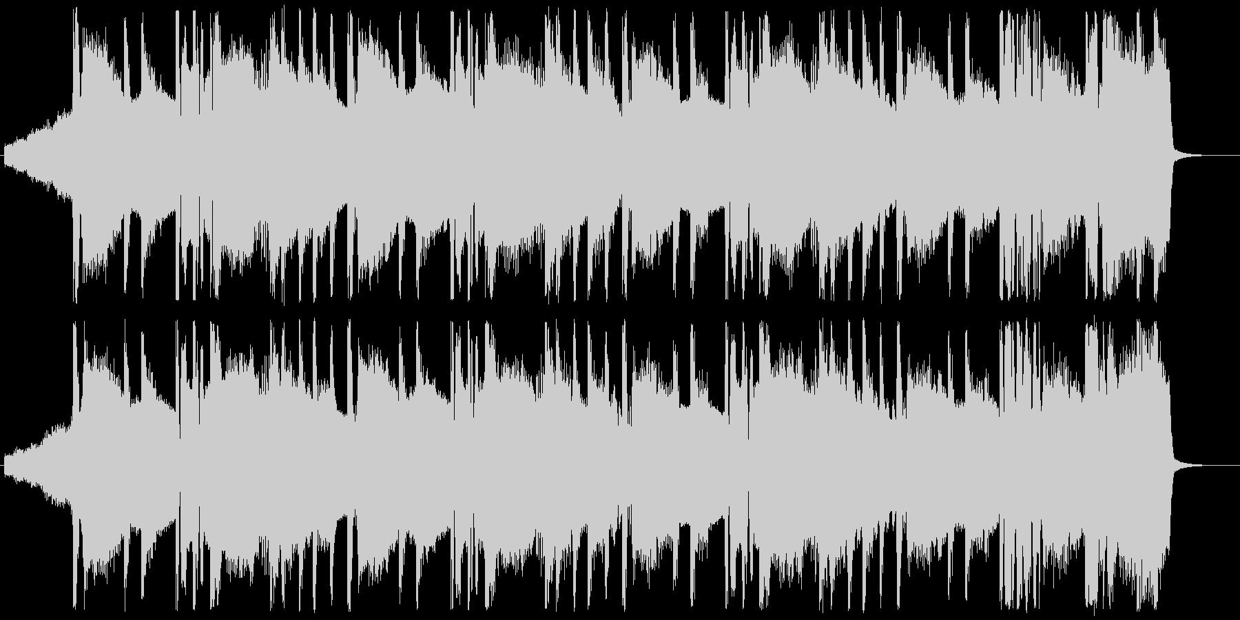 ヒップホップ/超重バス/トラップ#6の未再生の波形