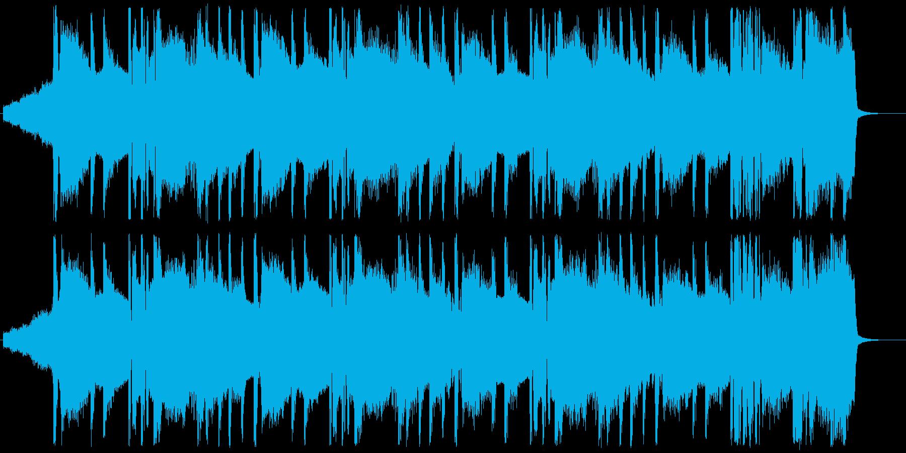 ヒップホップ/超重バス/トラップ#6の再生済みの波形
