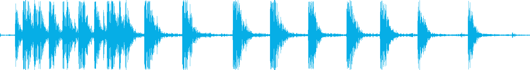 ギギギギ(屋敷で何かがきしむ嫌な物音)の再生済みの波形