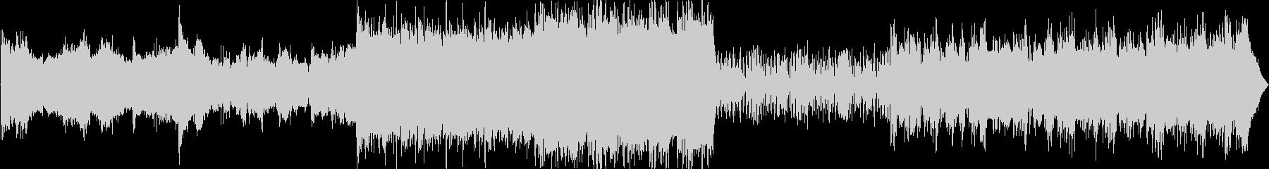 シタールオーケストラアジアループの未再生の波形