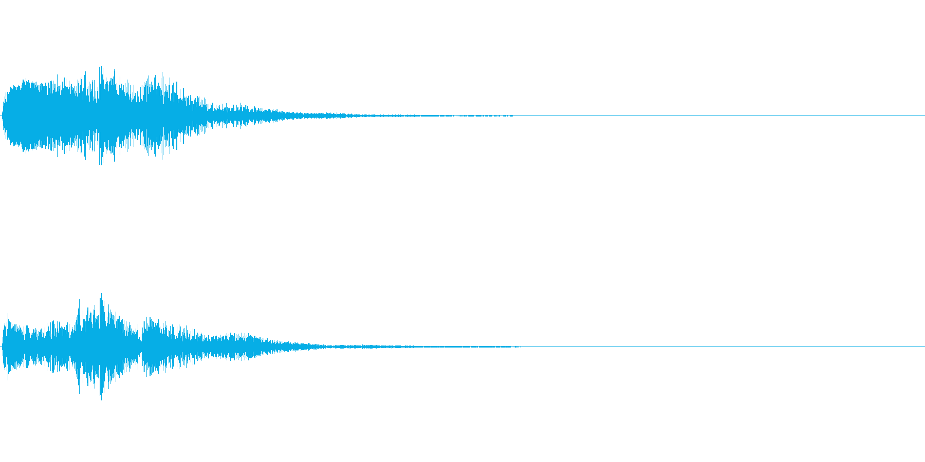 ピアノ SE01の再生済みの波形
