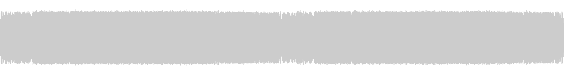 緊迫感のある電子系ボス系の曲<loop…の未再生の波形