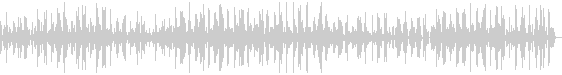 シンセウェイブ・80sテクノBPM100の未再生の波形