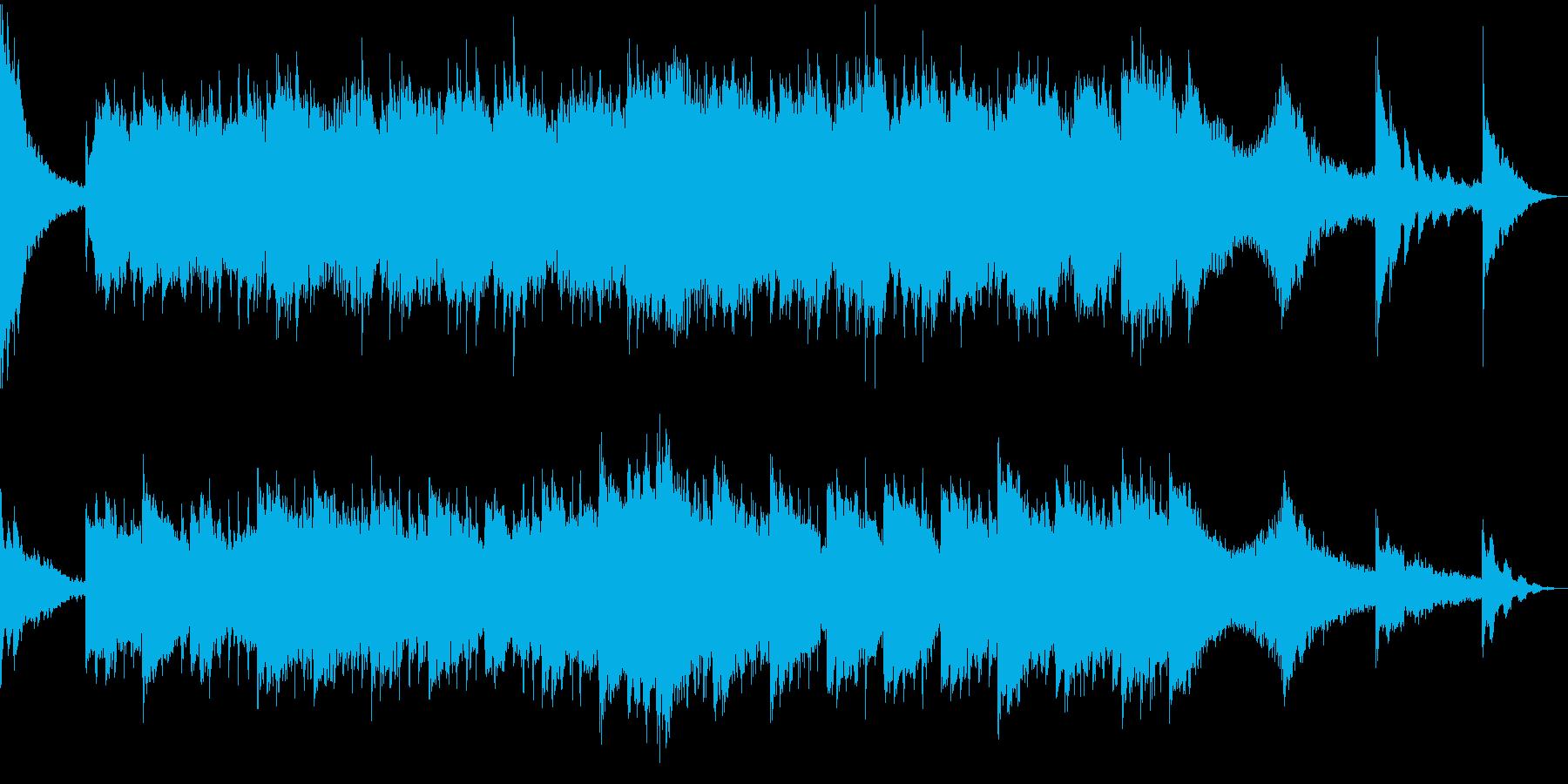 旋律が美しいピアノソロ の再生済みの波形