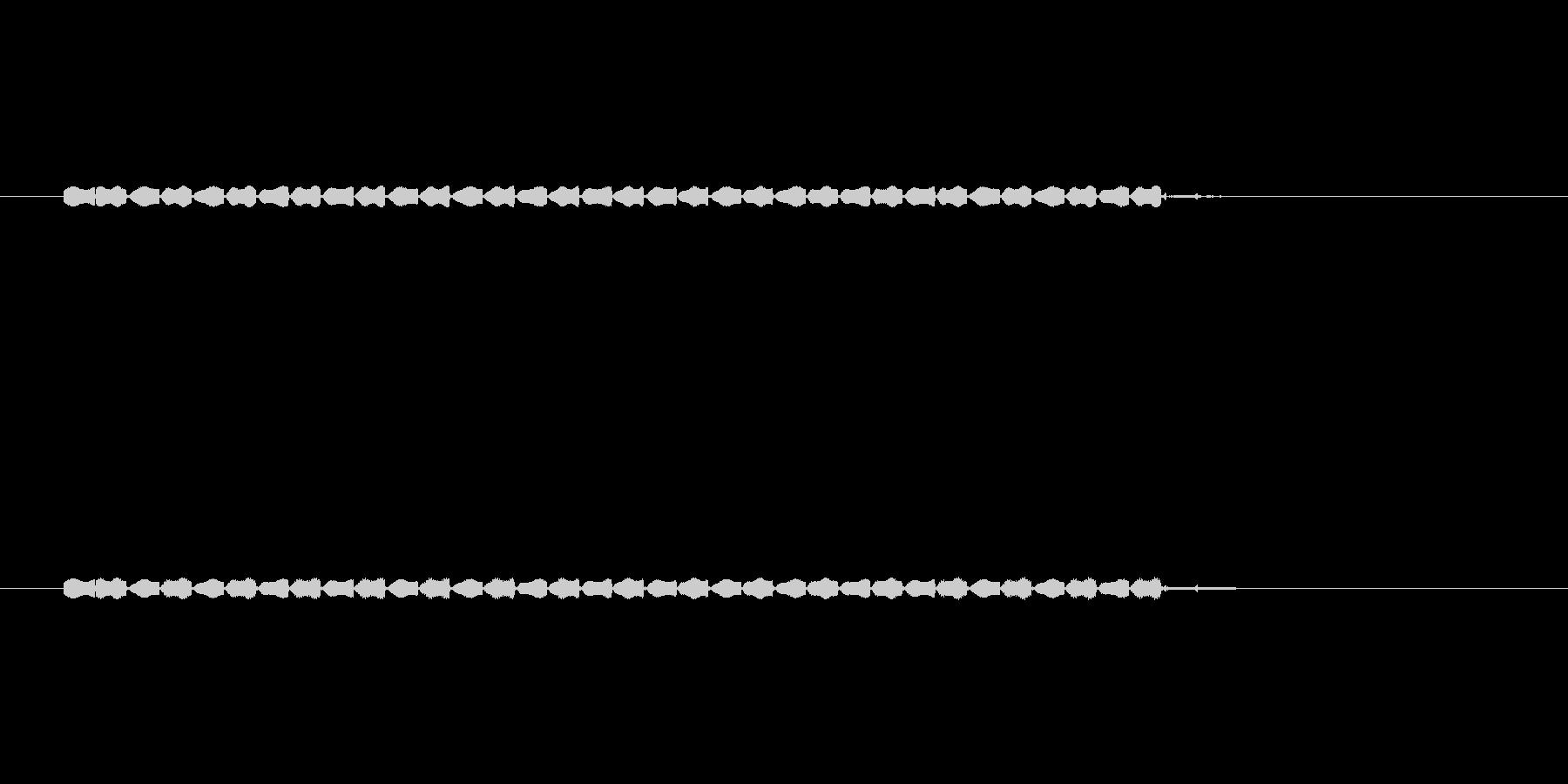 【サイバー12-1】の未再生の波形