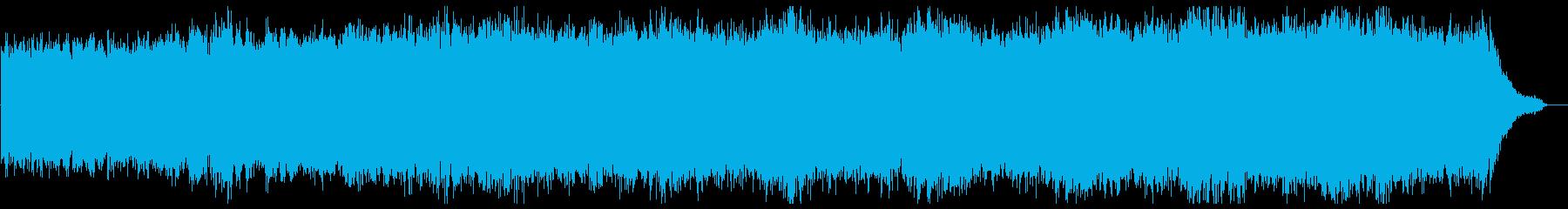 説明・回想・ふと立ち止まって考えるBGMの再生済みの波形