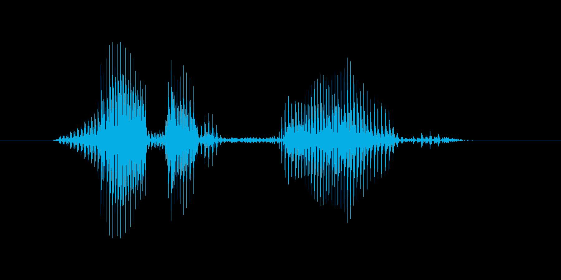 レベル5(ふぁいぶ)の再生済みの波形