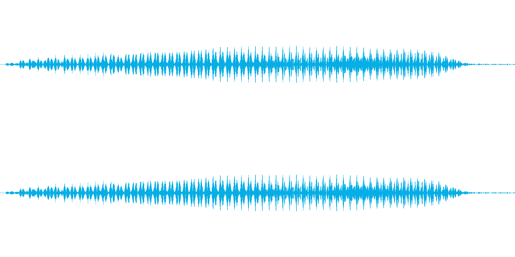 韓国語「육(ユク)」(6) 女性 の再生済みの波形