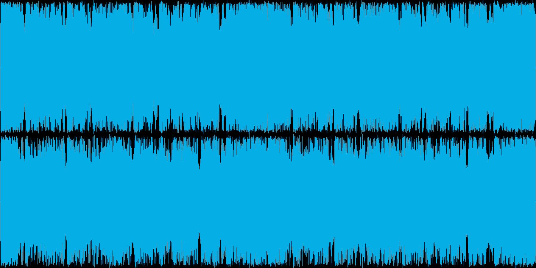 険しい山を演出したギター系の曲<短いl…の再生済みの波形
