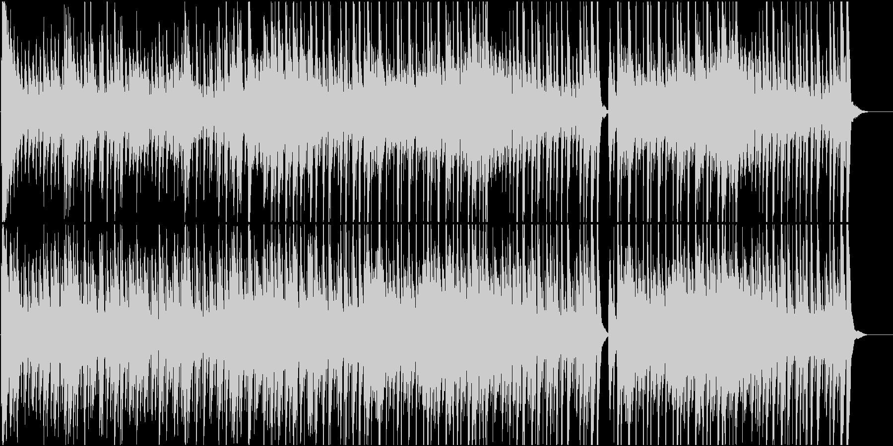 いたずらっぽく楽しいミディアムスイング1の未再生の波形