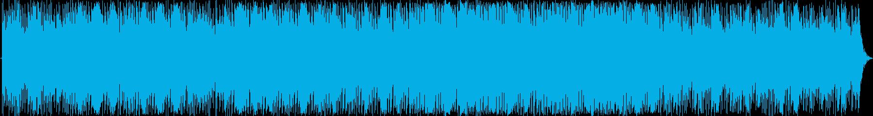 ガジェットテクノです。KORG-DS1…の再生済みの波形