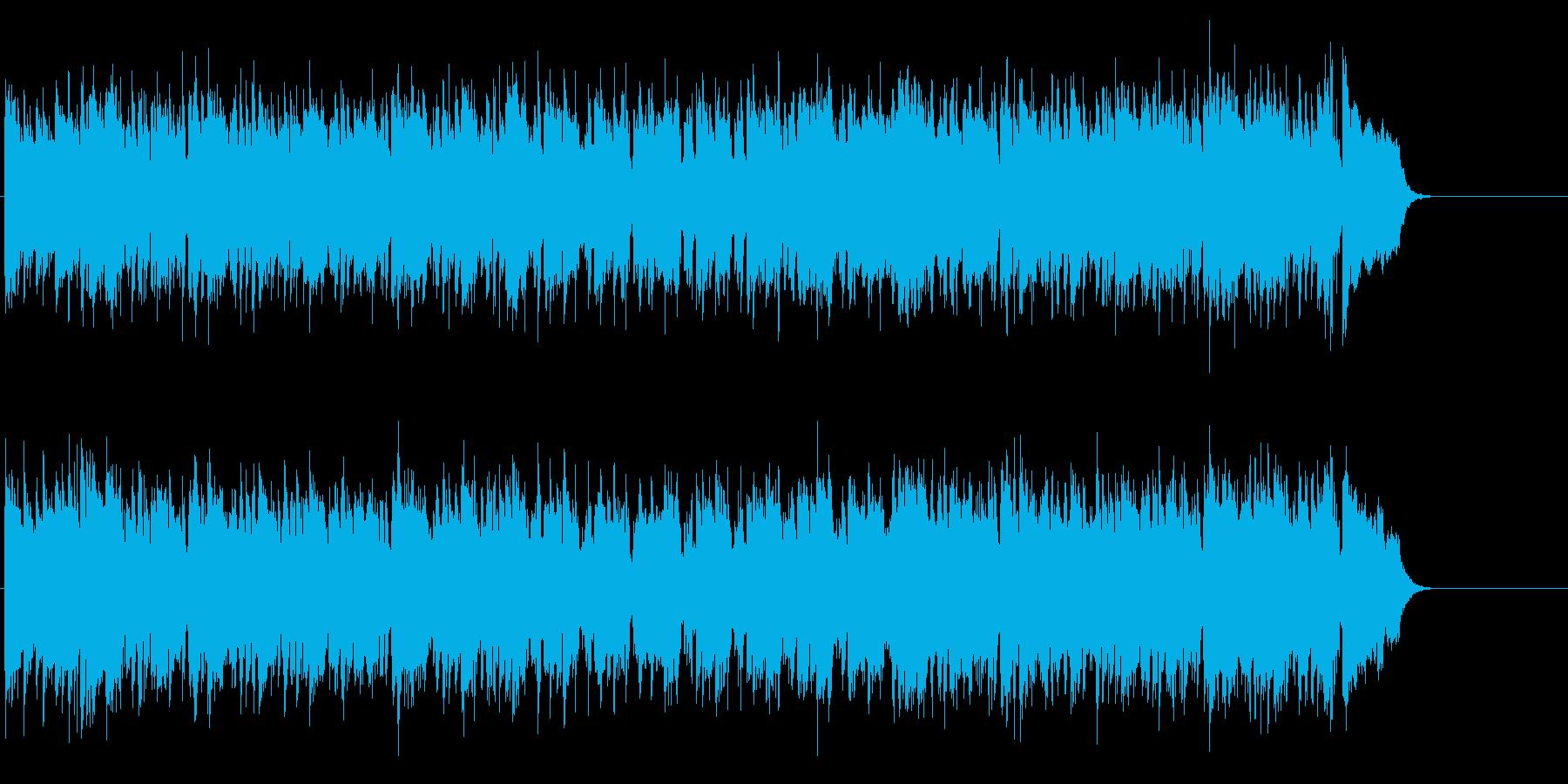 ときめきブラス・ポップスの再生済みの波形