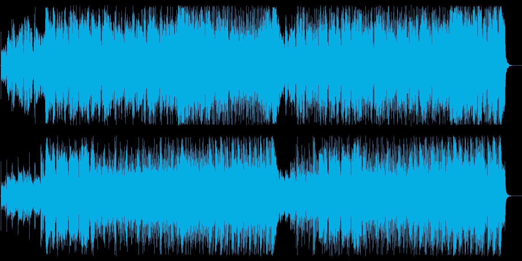 荘厳 ドキュメント 感動 空撮映像 雄大の再生済みの波形
