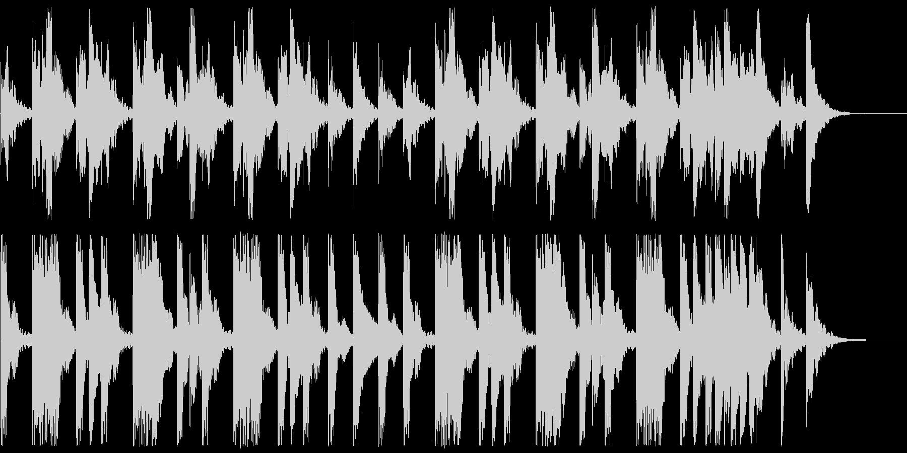 哀しみ系のピアノ曲です。の未再生の波形