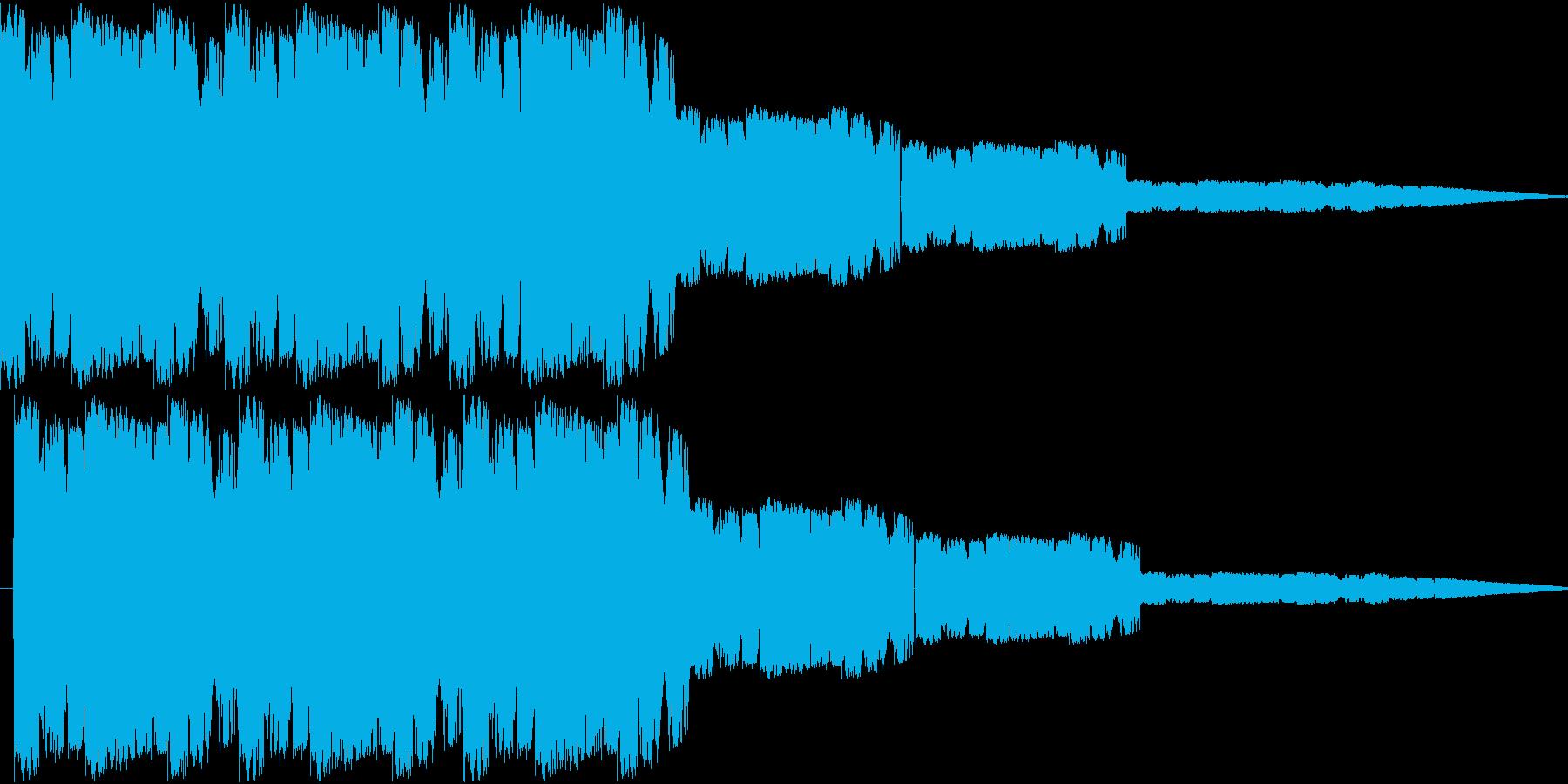 ピロピロ(遊技機 警告 上乗せ)の再生済みの波形