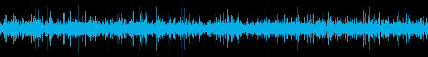 ムードノイズ_「カラカラ…」風3の再生済みの波形