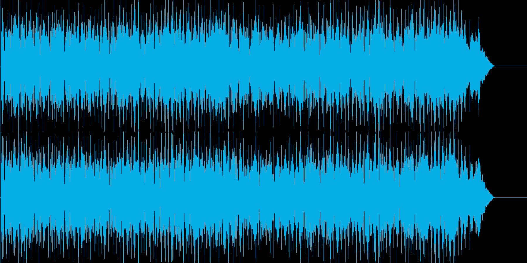 不思議な変拍子メルヘンテクノの再生済みの波形