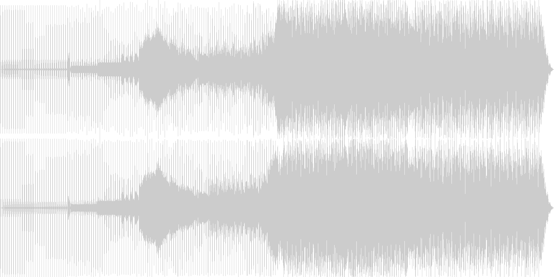レトロなレースゲーム風~4分打ちエレク…の未再生の波形