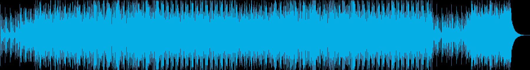 オシャレ/シンプル/ハウス/水/爽やかの再生済みの波形