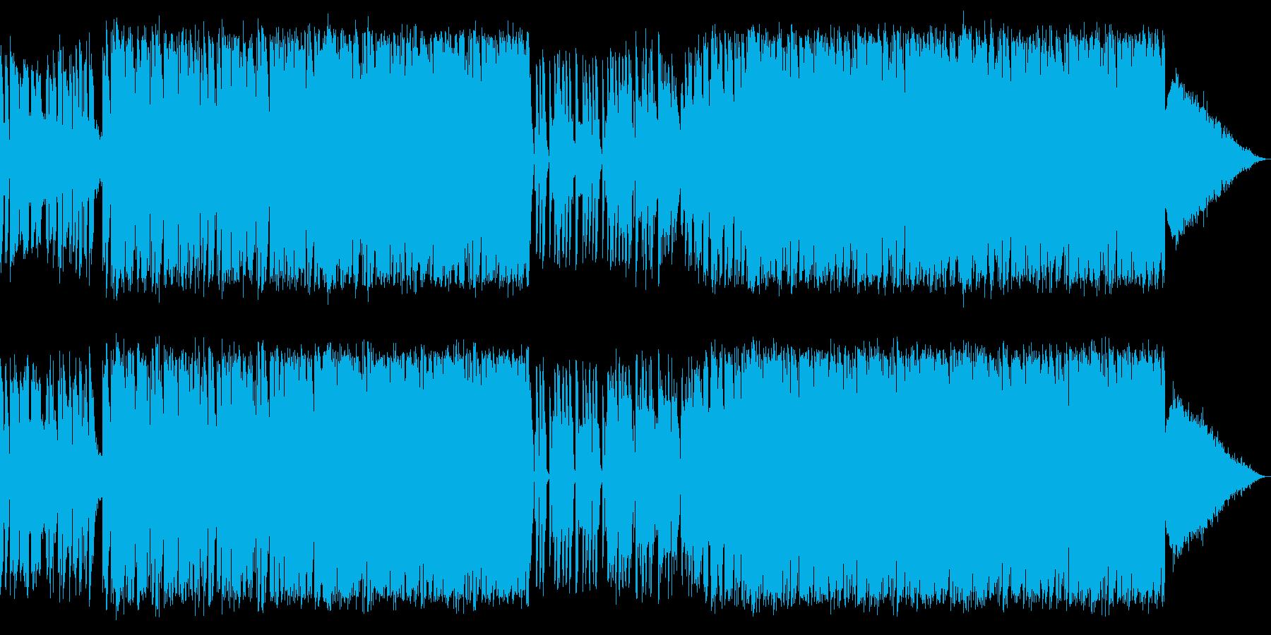 EDM  Track 08  の再生済みの波形