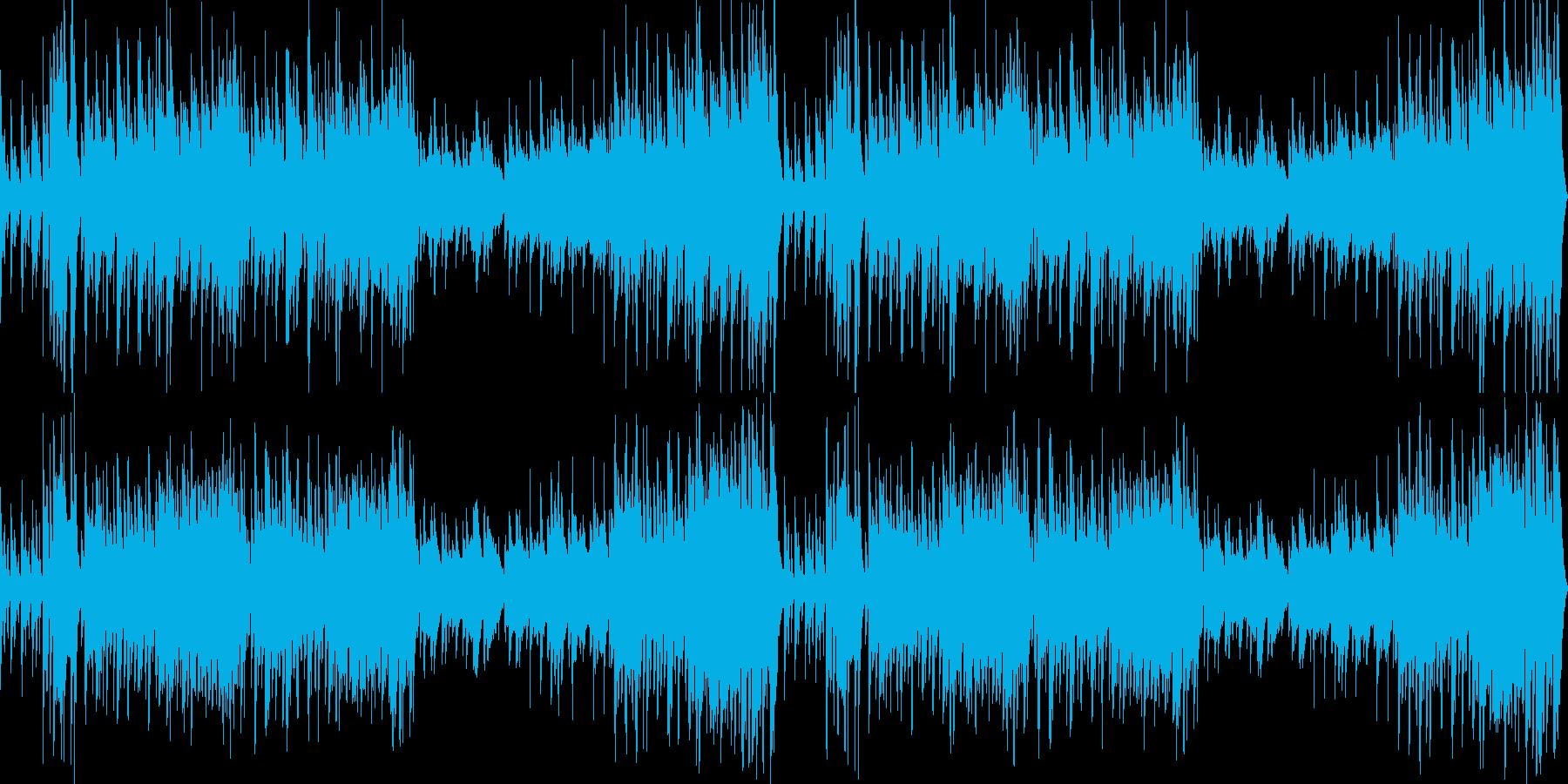 ハロウィン/コミカル/怪しい/可愛いの再生済みの波形