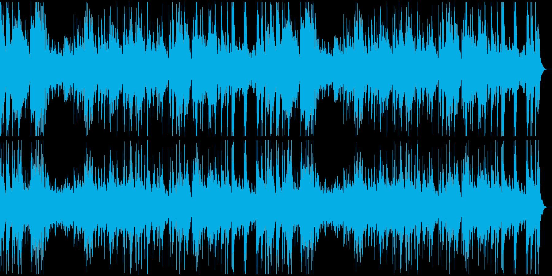 優しくてやわらかなソロ・ピアノ曲の再生済みの波形