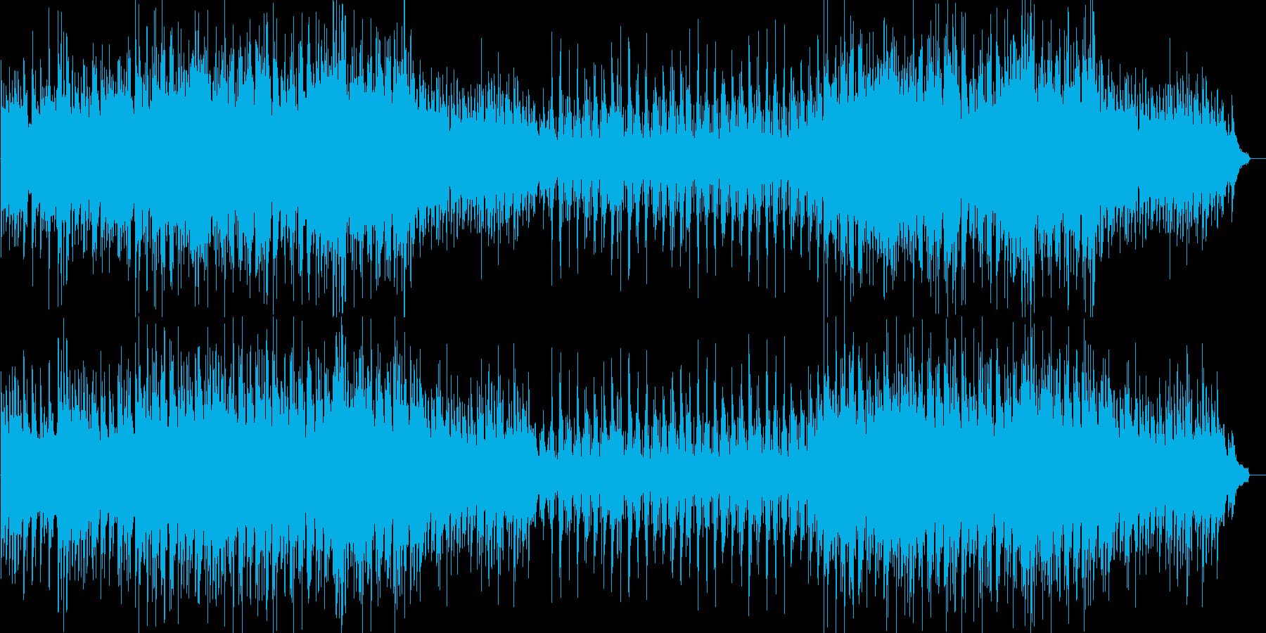 北欧系の壮大な五拍子ジャズ(ソロなし版)の再生済みの波形