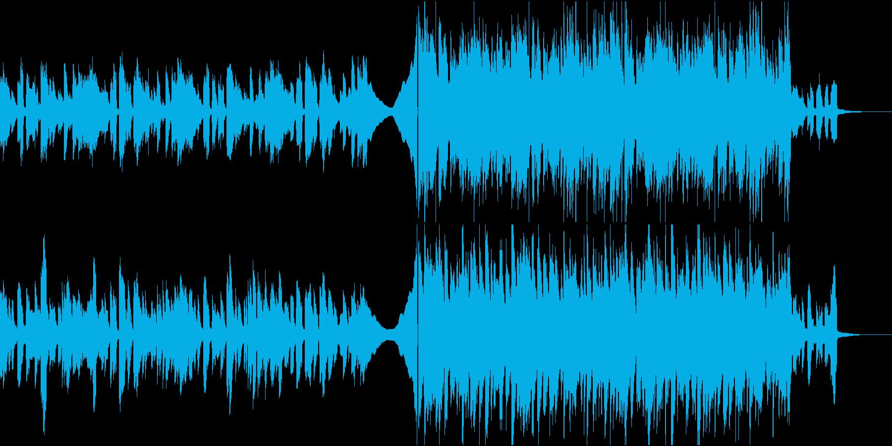 企業/商品紹介BGM④ハイテクxスマートの再生済みの波形