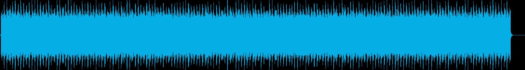 えぐいノイズの再生済みの波形