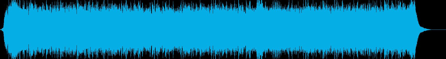 元気の出る壮大なオーケストラ/短めの再生済みの波形