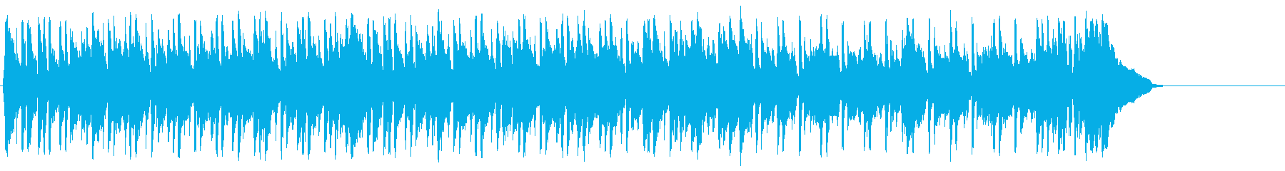 ちょっぴり切ないポップ(サビ~イント…)の再生済みの波形