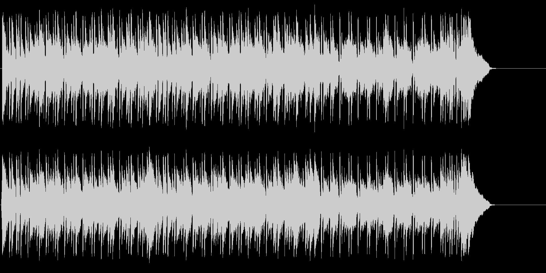 ちょっぴり切ないポップ(サビ~イント…)の未再生の波形