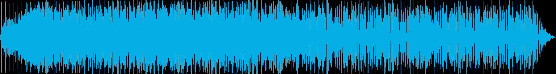 レトロなレースゲーム風~4分打ちエレク…の再生済みの波形