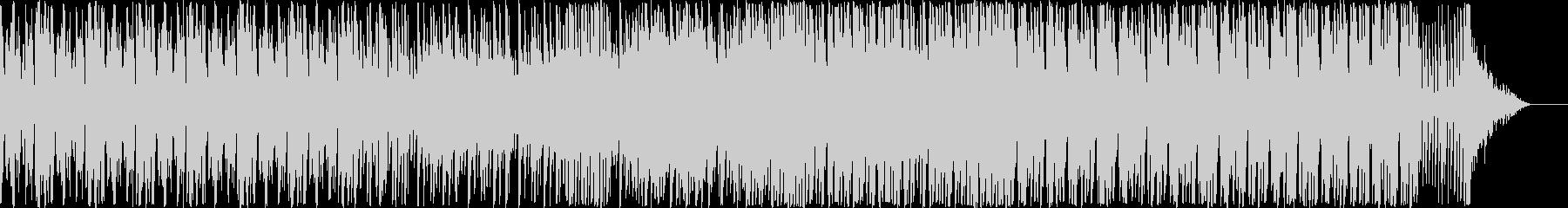 1分間クイズの頭脳派コンピュータBGMの未再生の波形