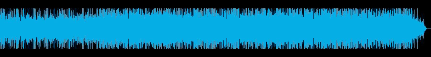 小さな滝 03 モノラル【環境音】の再生済みの波形