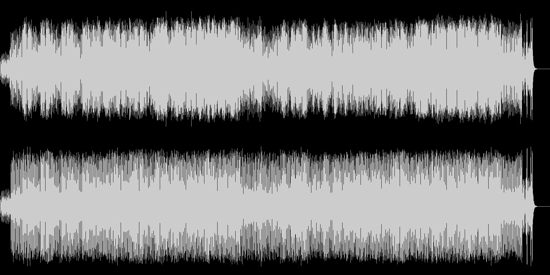 懐かしブギウギ和風ポップ(フルサイズ)の未再生の波形