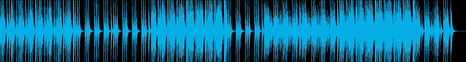 LowSampling Chilloutの再生済みの波形