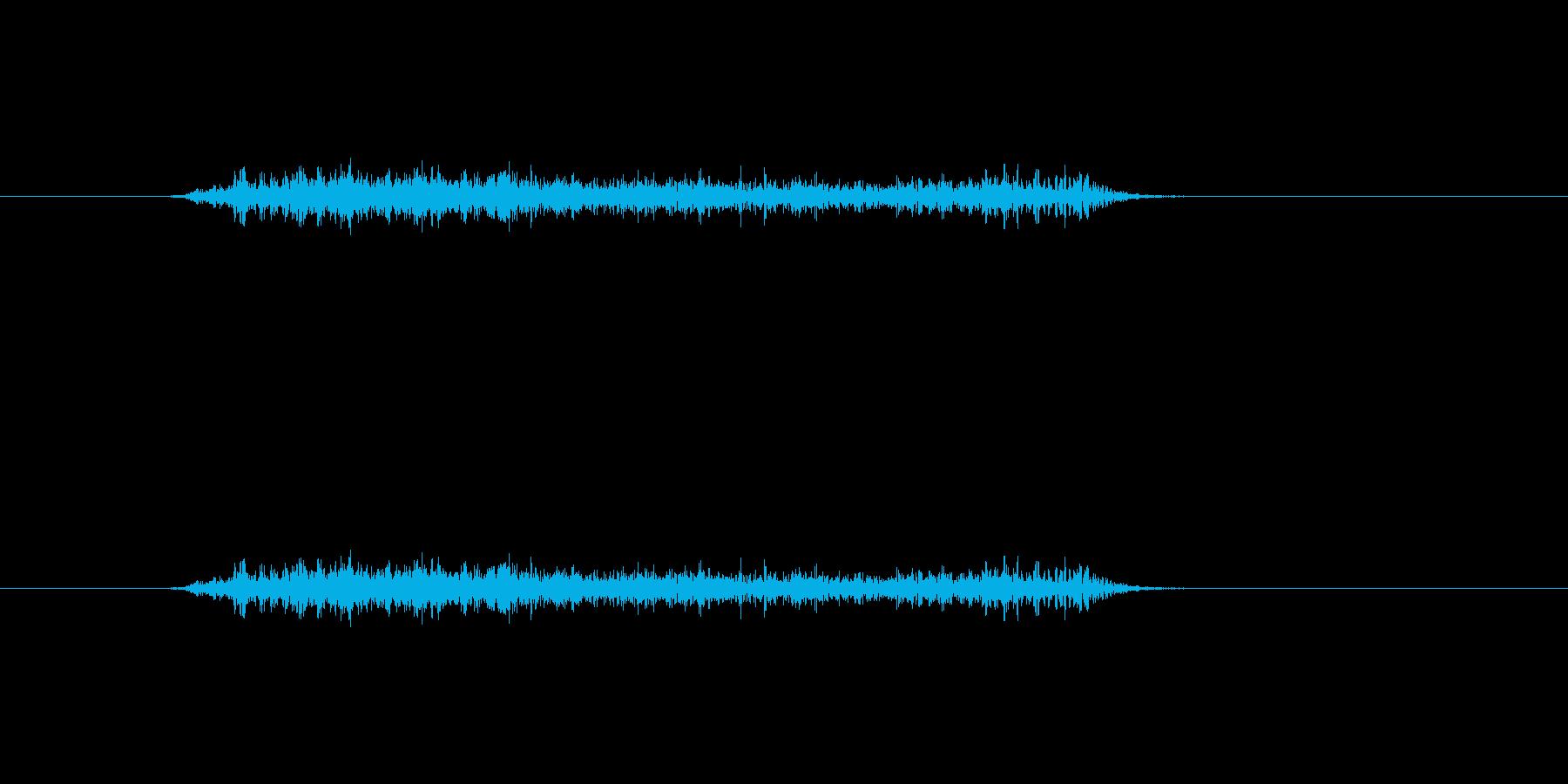 【ボールペン01-06(丸)】の再生済みの波形